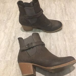 Rampage Ankle Boots Size 6.5